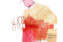 Crochet/knitted fashion