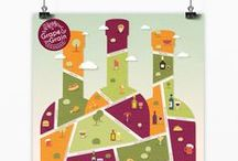 Graphic Design : My Work / Graphic Design, Illustration, Packaging, Design, Layout