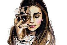 """Vinhos - Poesia Engarrafada (Wines - Bottled Poetry) / """"O vinho lava nossas inquietações, enxuga a alma até o fundo, e, entre outras coisas, garante a cura da tristeza..."""""""