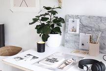 Room Deco Black & White ⚪️⚫️