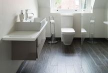 Small Bathrooms / We work with bathrooms of all sizes, and have some great examples of small bathrooms we have designed and other we love.