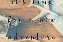 adventure ✈ / travelling destinations, needs and all of the things about another adventure ❤️