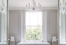 Bathrooms We Love / Bathrooms we love and want for ourselves.