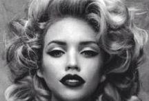 Beauty /  Lips, Hair and Makeup.......... / by Wanda Lakey