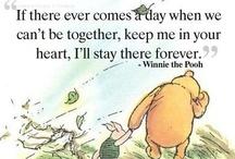 Winnie the Pooh / by Jackie Hood