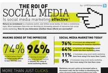 Social Media / Infographics, informations, advises, facts ans stats from the 2.0 world.