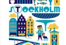 Stockholm / Stockholm, Sweden. My town.