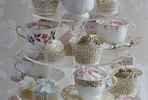 Tea Party Ideas - Weesie & Grandgirls / by Louise DuBois