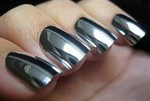 Esmaltes / Nails / Tendências em esmaltes & nail arts