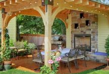 Outdoor Spaces!