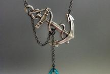 Jewelry / by Lori Rohrer-Wynn