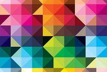 Varios, colores, diseños y más
