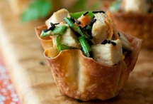 "Fabulous Food! / http://stagetecture.com/category/inspiration/food-recipes/   Stagetecture's Food Recipes answer the question - ""Who's Hungry?"" Find your favorite recipes here! / by Ronique Gibson {Stagetecture}"