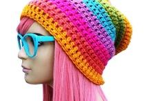 crochet hats / by Jackie Hood