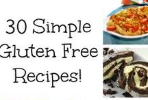Gluten Free Food and Recipes / Gluten free foods and treats.  For those with Celiac's Disease, gluten intolerance, Paleo, or if you're looking to stay away from gluten in general, these are pins for you.