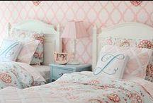 Elsie and Olive's room / by Amanda Higgins