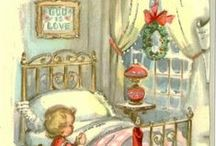 Christmas - Vintage Images / by Joy Logan Burkhart