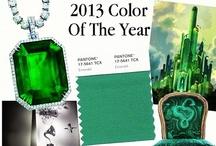 Esmeralda - #ColorOfTheYear