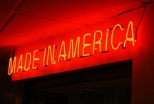 Made in America / by Cathy Grossi