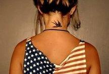 Tattoos  / by Jordan Johnson