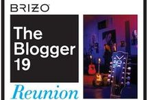 Brizo - #Blogger19 Reunion - Memphis, TN / I'm packing up my blue suede shoes and headed to Memphis, TN for @Brizo Faucet's - #Blogger19 Reunion - 7/16-7/19 2013. Follow along with the excitement of all the Brizo magic as we reunite all the past NYC Fashion Week - @JasonWu Seasons this Summer!