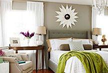 Bedroom decorating ideas!