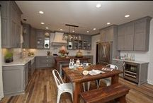 Kitchens that rock!