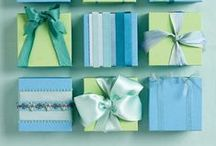 Bows for Gifts, Bows for Hair, Bows for Neckties / Things that go bow