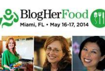 #BlogHerFood '14