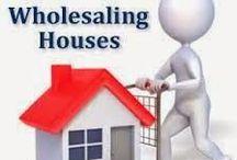 Real Estate Wholesale / Real Estate Wholesaling