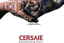 #Cersaie 2014 - Bologna, Italy - #Tile #Bath Furnishings / Join me and @CeramicsOfItaly for #Cersaie Tile Show 2014 in Bologna, Italy. The international exhibit of #ceramic tile and #bathroom furnishings. Sept. 22-26, 2014