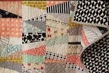 Patchwork & Quilts / by Jenny