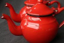 Tea pots & more Tea
