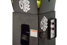 Tennis Training Equipment / Equipment every tennis players needs to be prepared for training and competition.