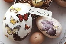 Easter Celebrating / Whether you love Easter for it's gorgeous spring colors or you love entertaining & watching the kids find eggs - Stagetecture has Easter inspiration!  http://stagetecture.com/?s=easter / by Ronique Gibson {Stagetecture}