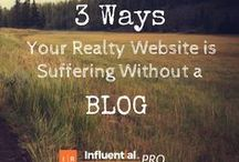 Influential Realtor / Real Estate Marketing Tools - Learn the blogging, social networking and email marketing skills needed to dominate your market, OR we'll do it for you! Http://InfluentialRealtor.com