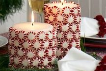 We love the Holidays and Christmas! / Decorating Packages, Trees, Treats and More
