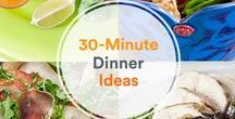 - Healthy and Quick Meals - / Delicious Wholesome Meals and Side Dishes Make it fast!