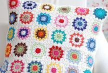 Craft Crochet Ideas & Patterns / Crochet designs to make or inspire. / by Monica Bourne