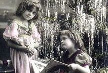 Vintage Children Art & Photos / by Monica Bourne