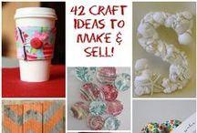Art&Craft INSPIRATION / by Monica Bourne