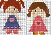 Craft Cross-Stitching / by Monica Bourne