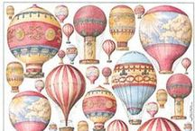 Balloons / by Monica Bourne