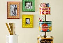 Craft Room / Great stuff for sewing and craft room organization.  / by Kelly McCants, Modern June