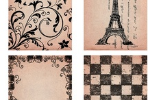 Papercraft Backgrounds / by Monica Bourne