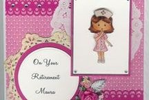 Cards Retirement / by Monica Bourne