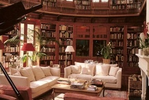 offices and libraries / by Nancy McLaren