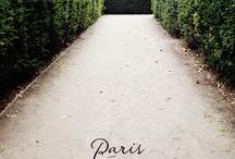 Voyage à Paris / by Choix
