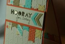 card layouts to try / by Melissa Shipman