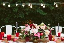 - tablescape - / by Emily Leach